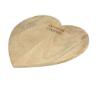 Natural Mango Wood Board 'Domestic Goddess'