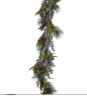 Gold Berry Mix Garland
