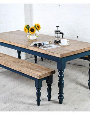 Marvelous Farmhouse Dining Table With Reclaimed Wood Top Creativecarmelina Interior Chair Design Creativecarmelinacom